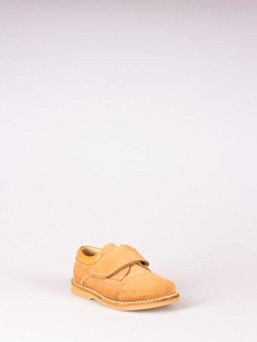Preppy Velcro Strap Shoes - Sizes 18/27