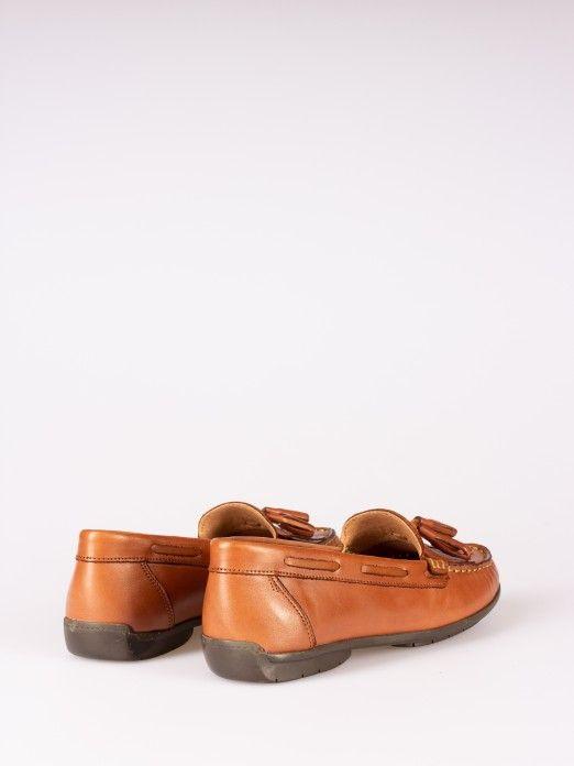 Tassel-embellished Shoes