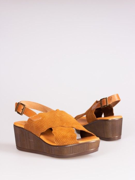 Perforated Wedges