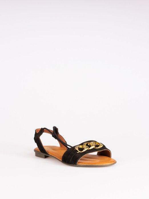 Current Flat Sandals