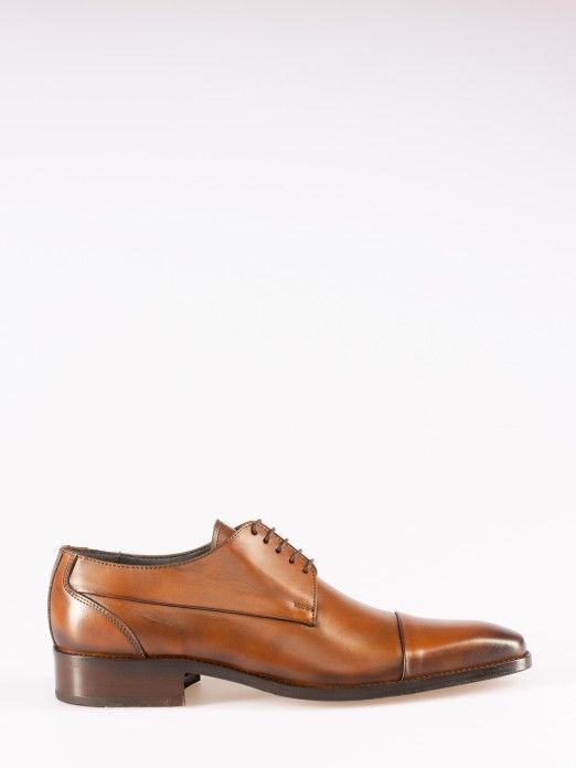Manufactured Leather Parma Shoes