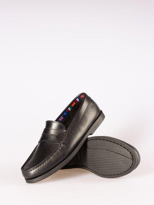 Sapato de Vela com Travessão