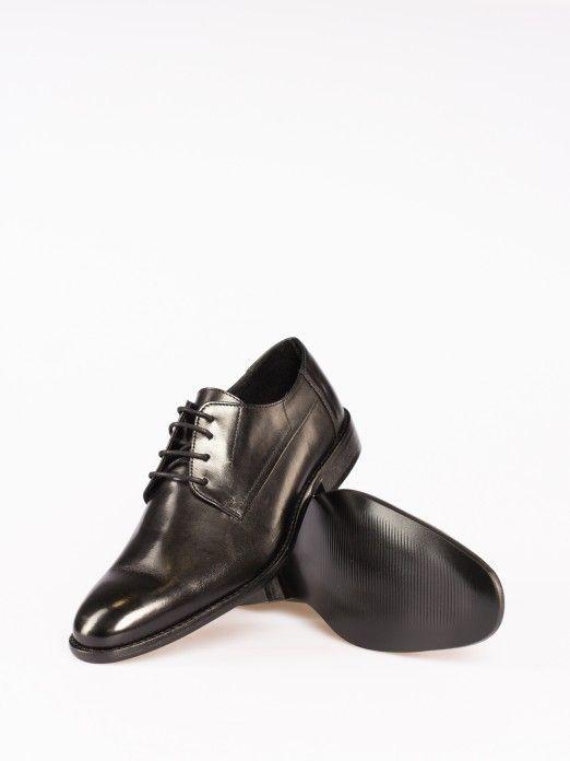 Sapato Clássico Atacadores