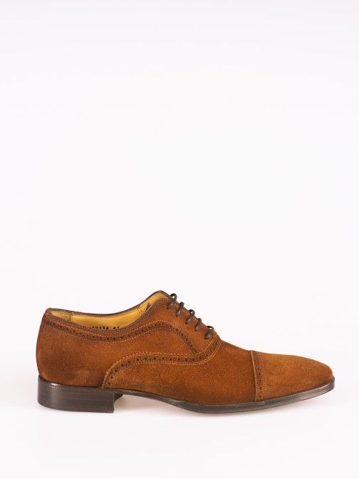 Oxford Suede Shoes from Armando Silva