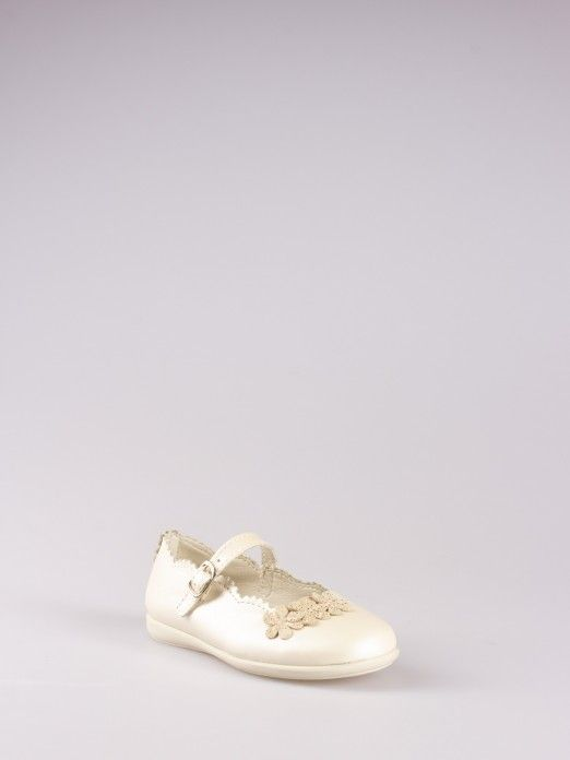 Buckled Ballerina Shoes