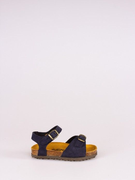 SoftyFlex Double Buckle Sandals