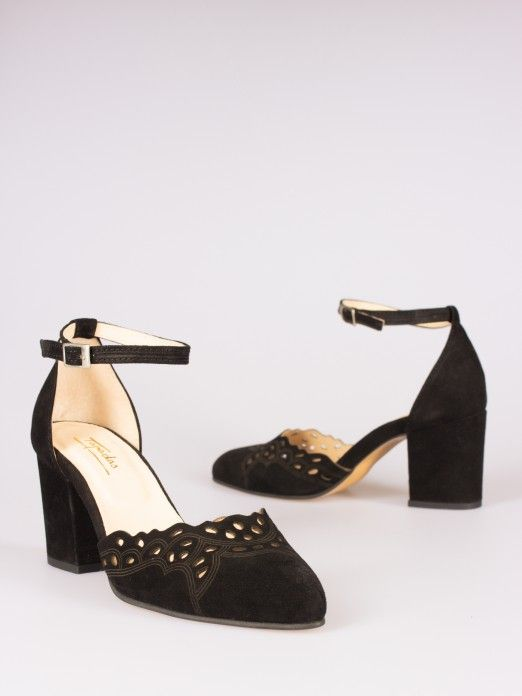 Perforated Shoes