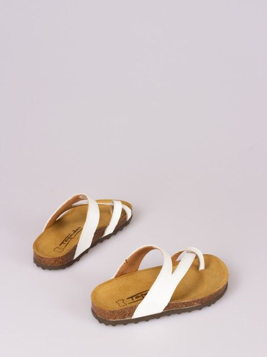 Leather Softyflex Slippers