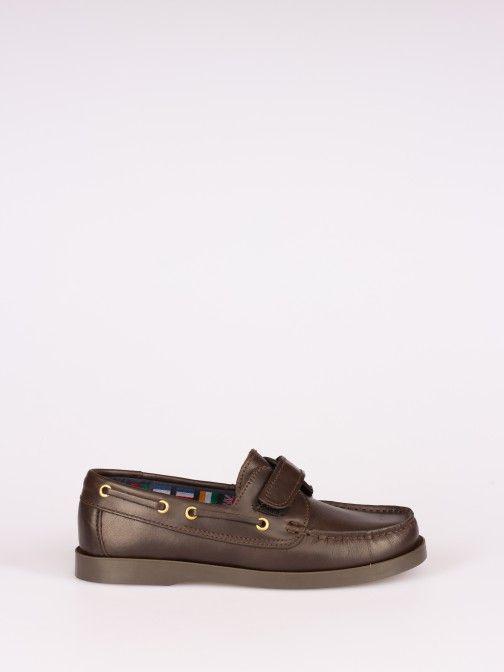 Sapato de Vela Velcro 34/37
