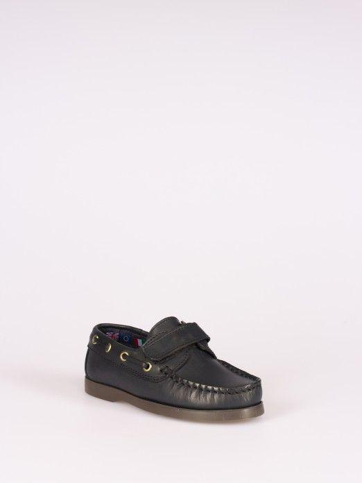 Velcro Strap Sailing Shoes - Sizes 28/33