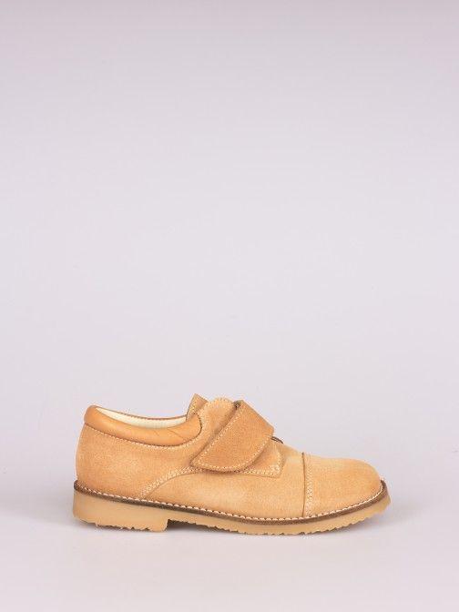 Sapato Carneira Velcro 34/40