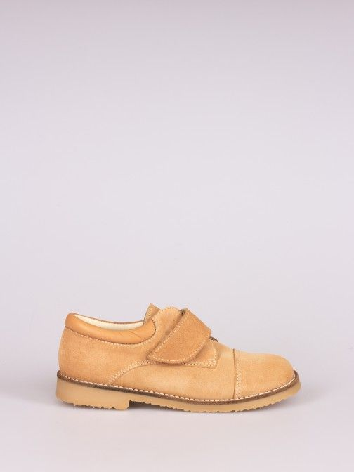 Preppy Velcro Strap Shoes - Sizes 34/40
