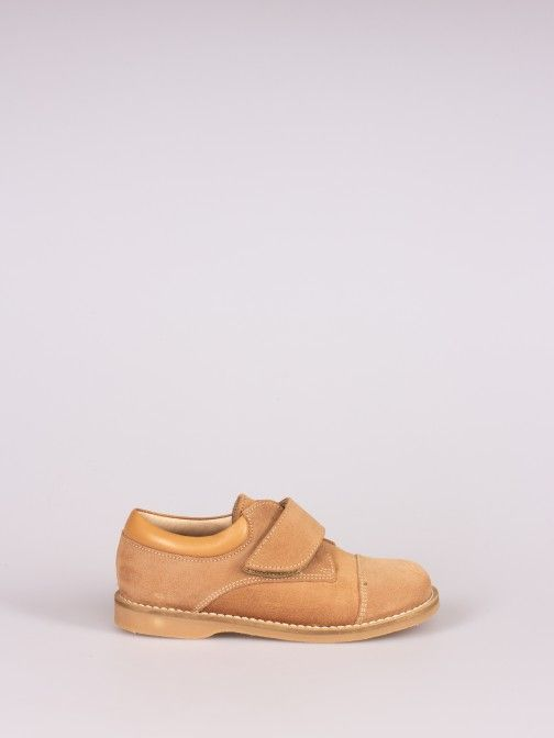 Preppy Velcro Strap Shoes - Sizes 28/33