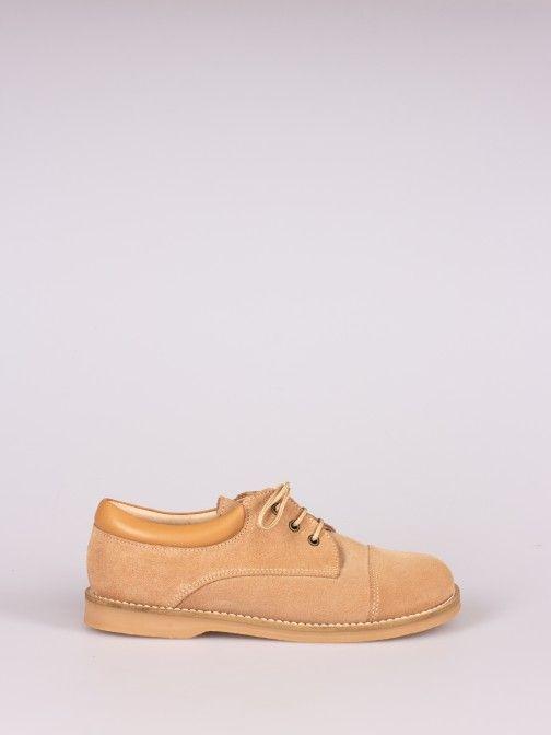 Sapato Carneira Atacadores 34/40