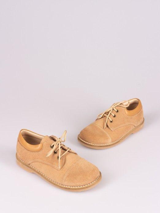 Sapato Carneira Atacadores 28/33