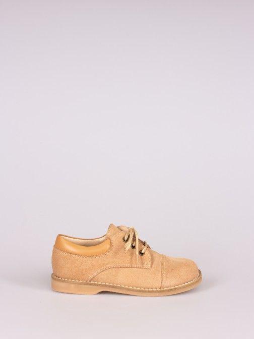 Preppy Lace-up Shoes - Sizes 28/33