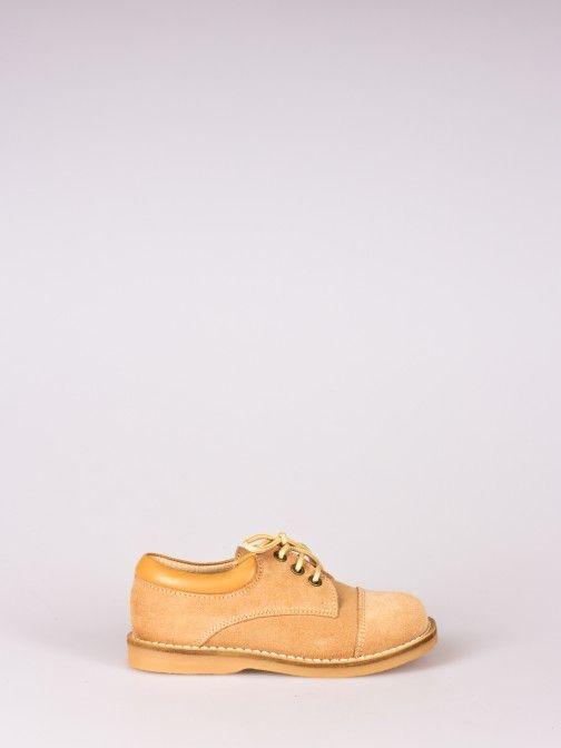 Preppy Lace-up Shoes - Sizes 18/27