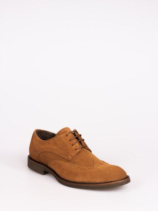 Sapato de Camurça
