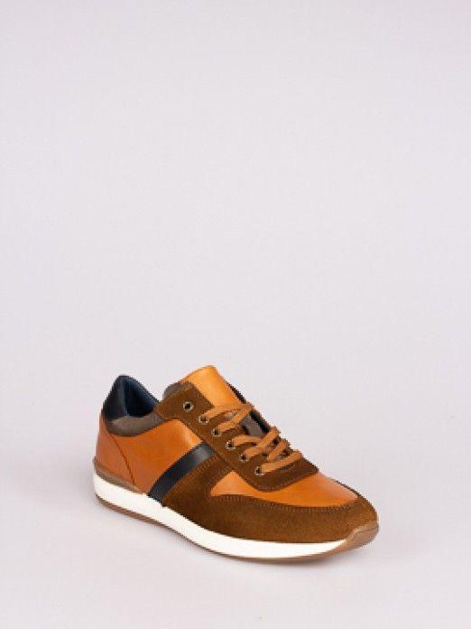Multicolored Casual Sneakers