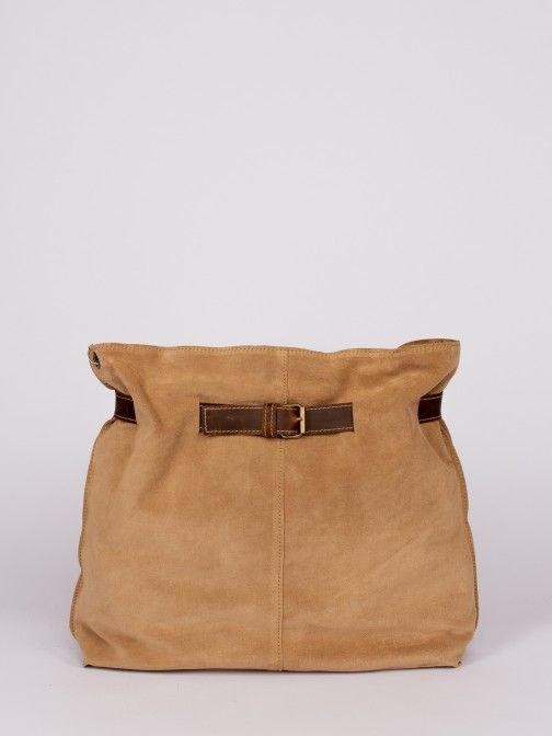 Suede Multifunctional Bag