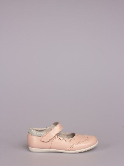 Sapato Velcro Pele - 28/34