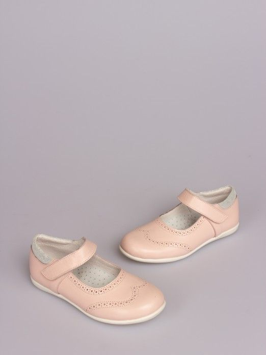 Leather Ballerina Shoes 28-34