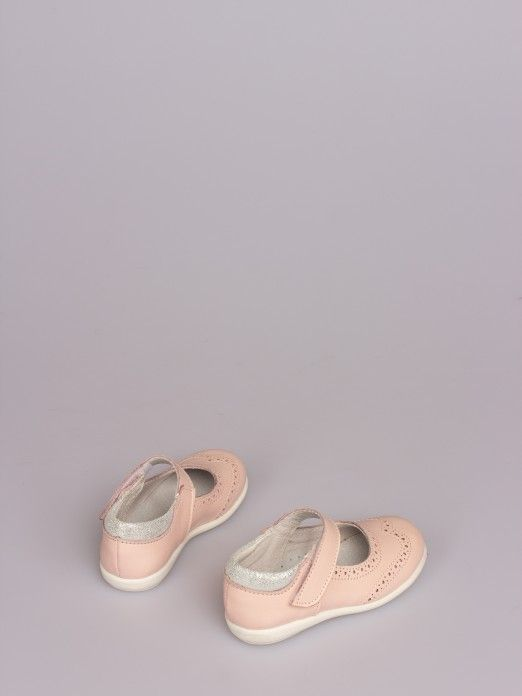 Leather Ballerina Shoes - 20/27