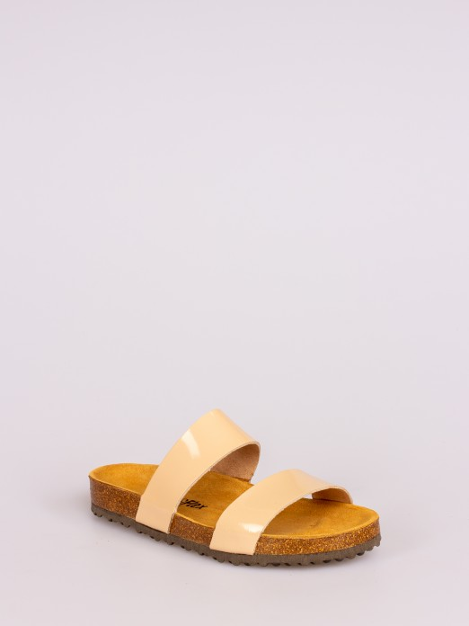 Two Straps Polish Bio Slipper