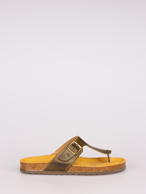 Leather Bio Slipper