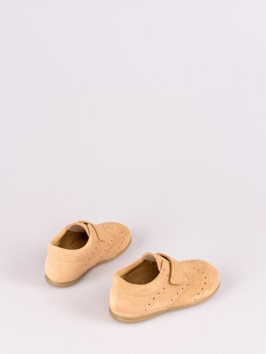 Sapato Carneira Velcro