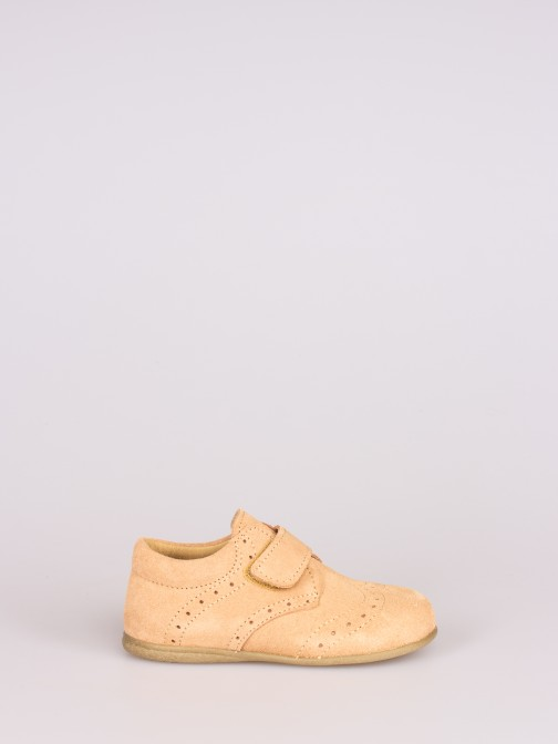 Preppy Velcro Strap Shoes