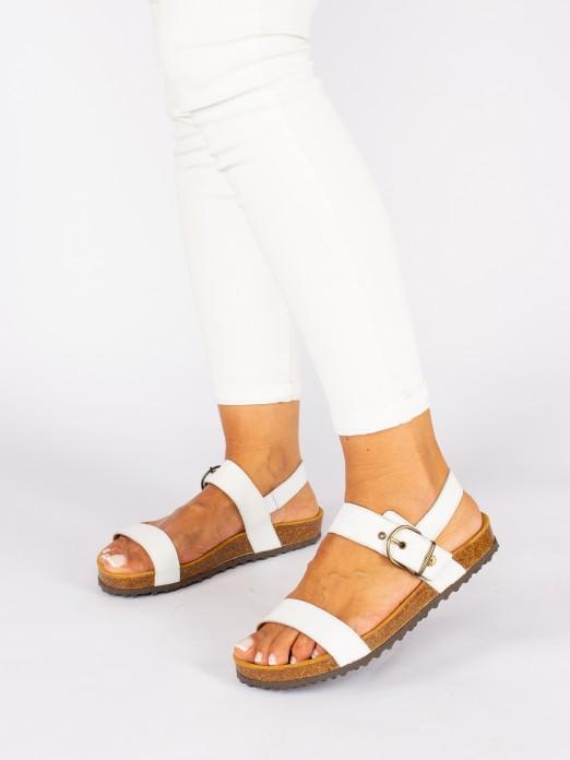 Leather Bio Sandals