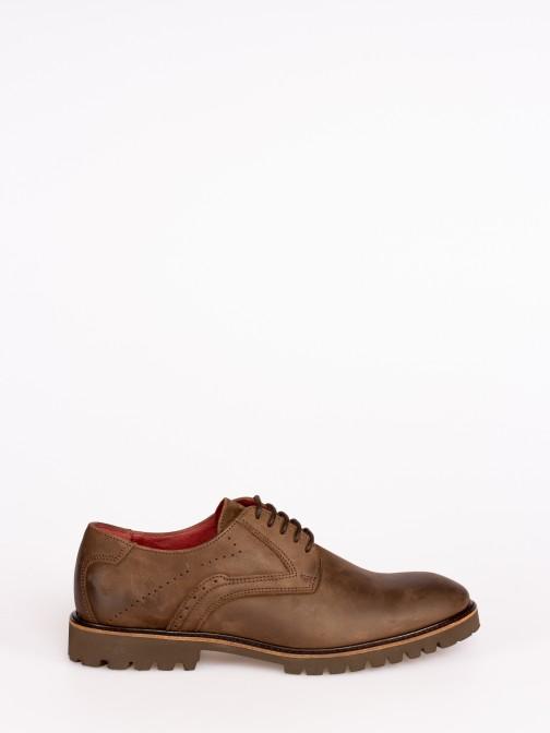 Sapato Clássico em Nobuck
