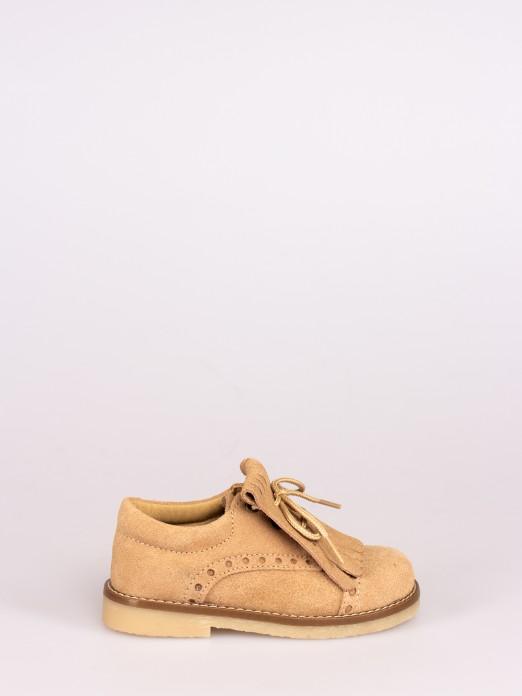 Sapato Carneira com Franja