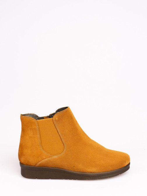 Comfort Ankle Boots