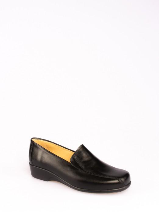Sapato de Conforto em Pele